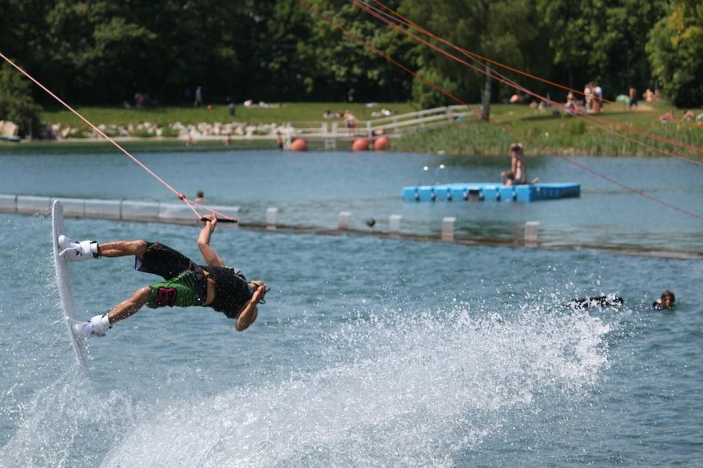 wakeboard akcesoria