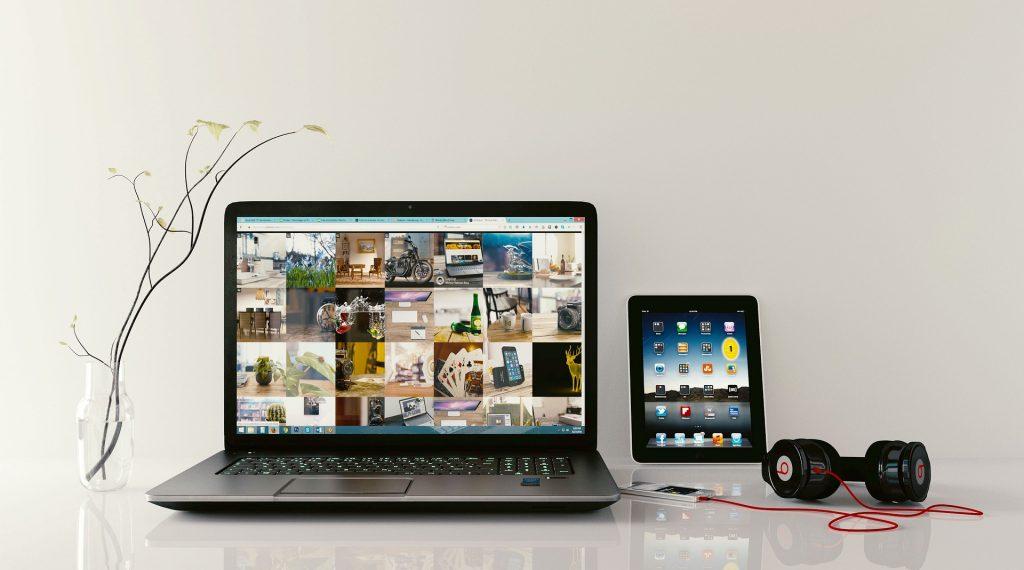 znajdz laptopa w portalu z ogloszeniami